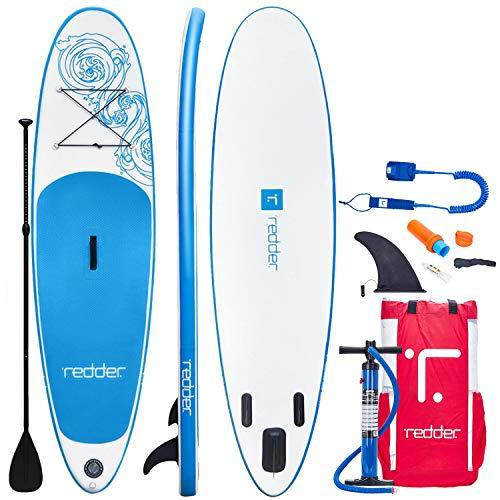 redder Tablas Paddle Surf Hinchables Vortex (Pro) 10' All Round Tabla Stand...
