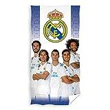 Real Madrid Duschtuch 150x75cm Strandtuch Handtuch Badetuch RM171113