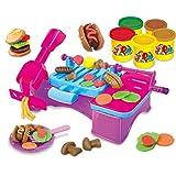3d Pâte à modeler Moule à Glace appareils Lot enfant Boue DIY Play Jouets puzzle enfants Funny Colourful tools 8818B...