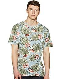 Forever 21 Men's Plain Regular Fit T-Shirt