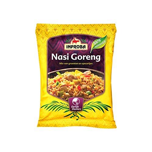 Nasi Gewürzmischung | Inproba | Gebratener Reis 'Gebratener Reis' | Gesamtgewicht 45 Gramm
