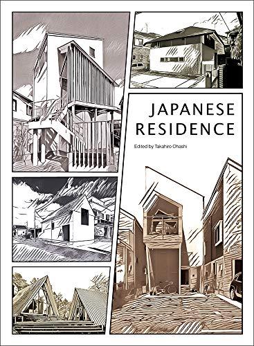 Japanese residence par  Takahiro Ohashi