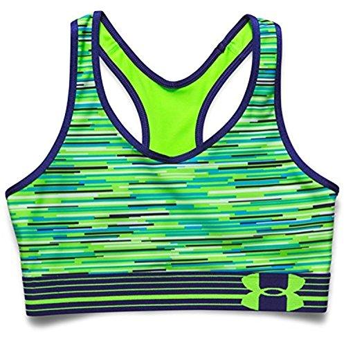 Heatgear Sport-bh (HeatGear Armour Sport-BH (Small, Hyper Green))