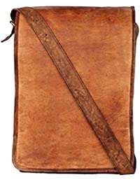 NeoFeral 100% Original Leather Laptop Bags, Shoulder Bags, Messenger Bags, College Bags, Shoulder Bags For Men...
