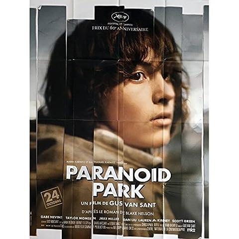 Paranoid Park Movie Poster 47x 63in.–2007–Gus Van
