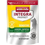 Animonda Integra Protect Sensitive mit Kaninchen und Kartoffeln | Diät Katzenfutter | Trockenfutter bei Futtermittelallergie (1 x 1,2 kg)