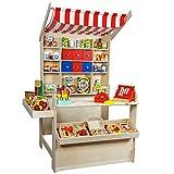 Plaho Kaufladen 6040 mit Markise