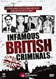 Infamous British Criminals (Contains Fred Dinenage Murder Casebook) 11 Disc [DVD]