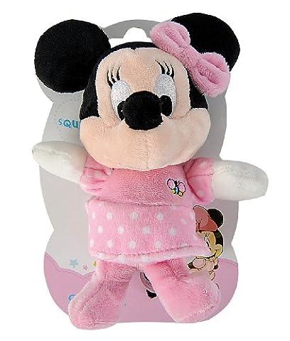 Simba Toys 6315878599 - Disney Minnie Baby Quietscher