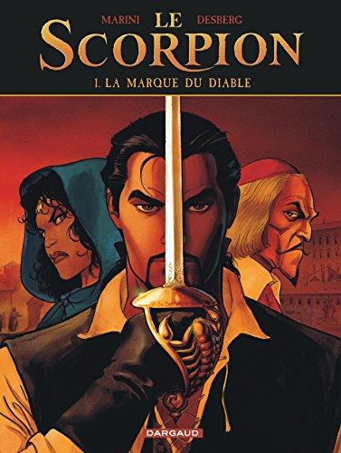 Le Scorpion - tome 1 - La Marque du diable