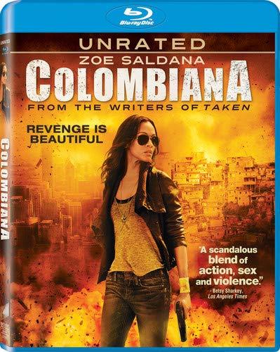 Preisvergleich Produktbild Colombiana [Blu-ray]