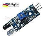 Edilights - Sensore di prossimità a infrarosso FC-51 compatibile Arduino