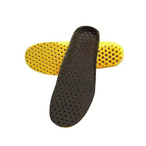"""Boowhol Semelles Sport Comfort """"Type U"""" Cuttable Semelles Orthopédique Shock absorbant Semelle pour Chaussures"""
