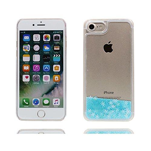 Apple iPhone 6 Plus Copertura Cover, Acqua liquida nuoto in plastica trasparente duro Shell iPhone 6 Plus / 6S Plus Custodia Case 4.7 [ Cartoon Tacchi alti bianca ] Shock Anti-Shock Graffi verde