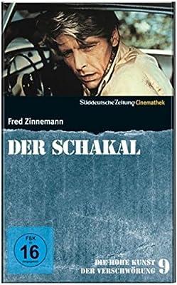 Der Schakal (1973) - SZ-Cinemathek Politthriller 9