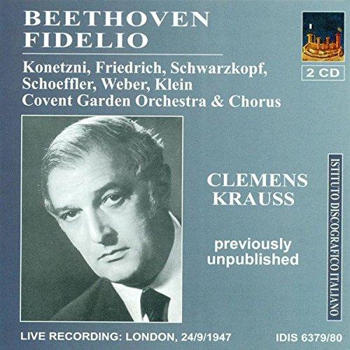 Beethoven Fidelio Krauss