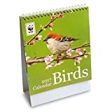#5: WWF India Desktop Calendar 2017 - Birds