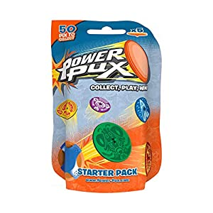 Power Pux Starter Pack, Multicolor (Goliath 83103)