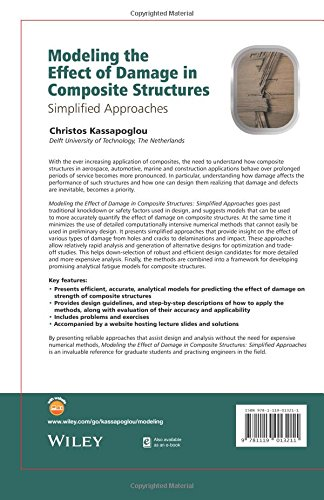 Modeling the Effect of Damage in Composite Structures: Simplified Approaches (Aerospace Series)