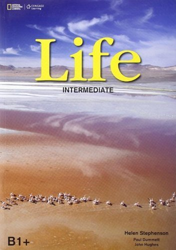 Life Intermediate with DVD (Life: Bring Life into Your Classroom) 1st edition by Dummett, Paul, Hughes, John, Stephenson, Helen (2012) Paperback