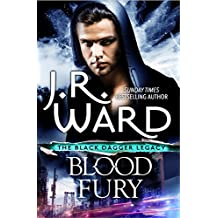 Blood Fury (Black Dagger Legacy Book 3) (English Edition)