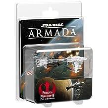 Edge Entertainment - Fragata Nebulón-B, expansión para Star Wars: Armada (SWM04)
