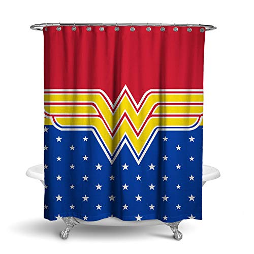 Robe Factory DC Comics Wonder Woman Stars -