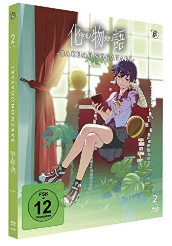 Bakemonogatari Vol. 2 [Blu-ray]