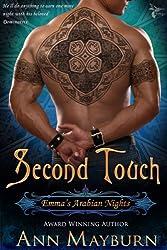 Second Touch (Emma's Arabian Nights, #2) (English Edition)