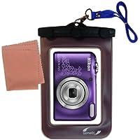 Pochette de protection waterproof pour le Nikon Coolpix L30 / L29