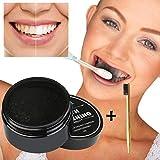 poudre de dents,Organic activé charbon de bois dentifrice blanchiment dents poudre by LHWY