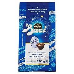 Idea Regalo - Baci Perugina Ovetti di Cioccolato Fondente Sacchetto - 150 g