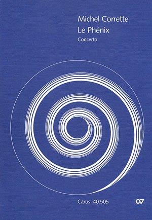 corrette-le-phenix-concerto-full-score