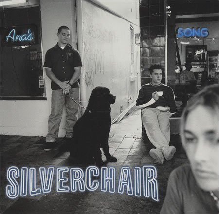 Anas Song [CD 2] by Silverchair