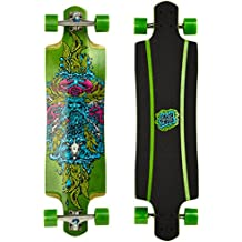 Santa Cruz Sea God - Longboard, talla 9.9 x 37.9 Zoll