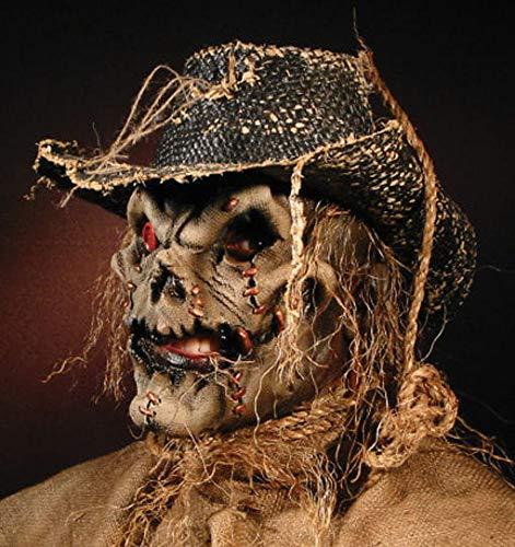 Scarecrow Kostüm - Horror-Shop Scarecrow Halbmase