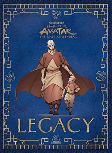 Aang, the much-loved hero of Nickelodeon's hit animated series Avatar: The Last Airbender, takes readers on an exciting and interactive journey through his thrilling world. Avatar: The Last Airbender: Legacy is the collection that Aang passes down to...