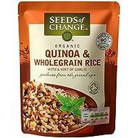 Seeds Of Change Quinoa & Wholegrain Rice 240g