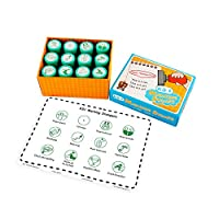 C.S. Kids KS1 Marking Stampers Set (12 stamps)