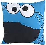 Barrio Sésamo Monstruo de las Galletas/Cookie Monster Cojines 35 cm