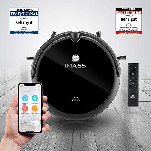 IMASS Saugroboter mit Wischfunktion A3 Perfect Clean Bild 5*