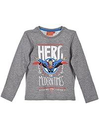 e5a97c5f2 Superman Camiseta de Manga Larga - Para Niño