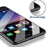 Huawei P10 Lite Verre Trempé,Bigmeda [Anti-scratch] P10 Lite Protecteur d'écran pour Huawei P10 Lite Film Glass [Dureté de 9H] [Installation Facile] [Transparent et Clair] Verre Trempé Huawei P10