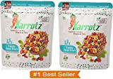 #10: Karrotz - Healthy Mix of Top Quality Berries, Fruits, Nuts, Seeds & Grams for Breakfast, Topping or Snacking (2 X 100gms packs of Family SuperSnack)