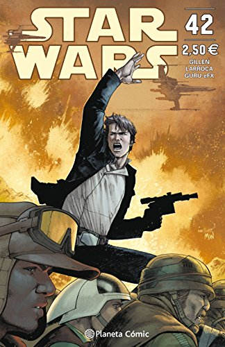 Star Wars nº 42 (Star Wars: Cómics Grapa Marvel)