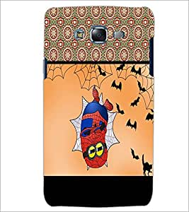PrintDhaba Funny Image D-4074 Back Case Cover for SAMSUNG GALAXY ON 5 (Multi-Coloured)