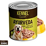 Kennel Kitchen Lamb Enriched with Amla Dog Food, 200 g (Pack of 12)