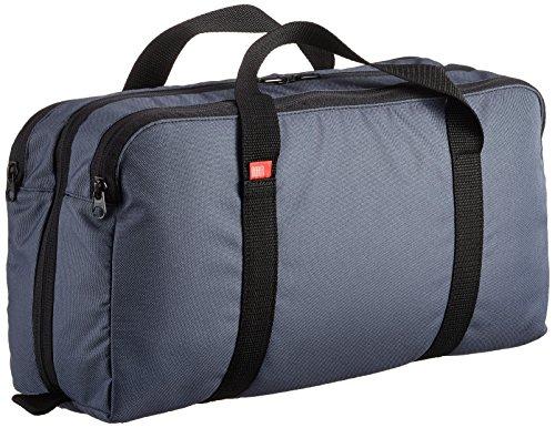 FAHRER E-Bag Transporttasche, Schwarz, 38 x 14 x 18 cm