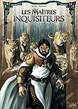 Les maîtres inquisiteurs. 11, Zakariel / Dessins de Augustin Popescu | Popescu, Augustin. Dessinateur