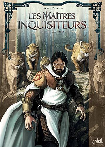 Maîtres inquisiteurs 11 - Zakariel par Nicolas Jarry